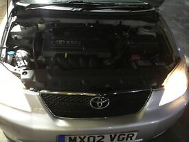 Toyota Corolla 1.6 vvti auto t spirit (disabled owner)