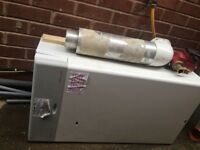 Glow worm boiler y plan