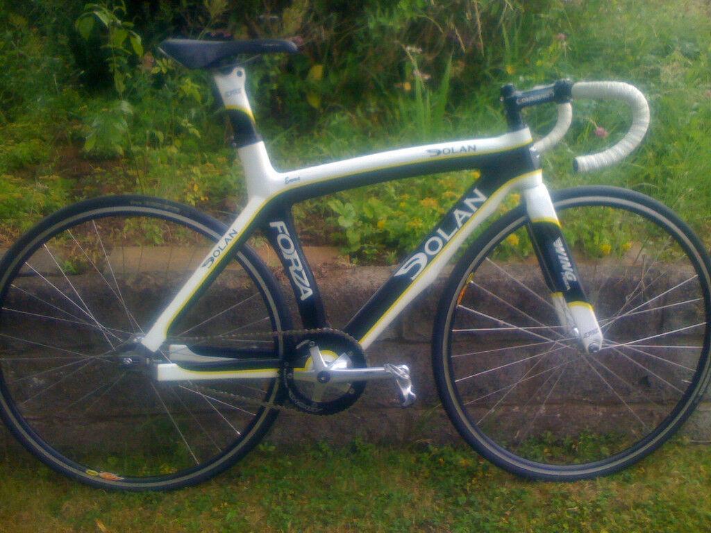 DOLAN FORZA. Track bike