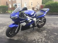 Yamaha R6 2001 mint condition May swap px