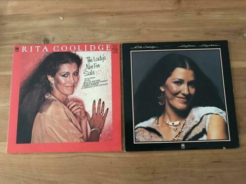 2 x lp Rita Coolidge