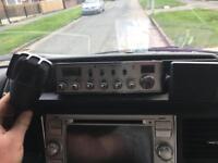 cb radio cobra gtl 148 dx full rig
