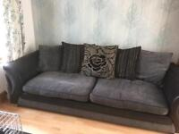 DFS 4 & 3 Seater