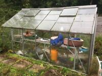 8x10 Greenhouse SOLD SOLD