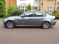 BMW 3 SERIES 2.0 320D SE 4d 175 BHP SERVICE RECORD** FULL YEAR MOT LEATHER TRIM***