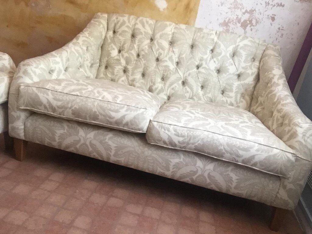 2 Large 2 seater Charlotte James sofas | in Exeter, Devon | Gumtree