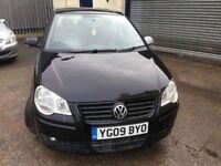 Volkswagen Polo 1.4 TDI Dune 5dr£2,985 p/x welcome FREE WARRANTY. NEW MOT