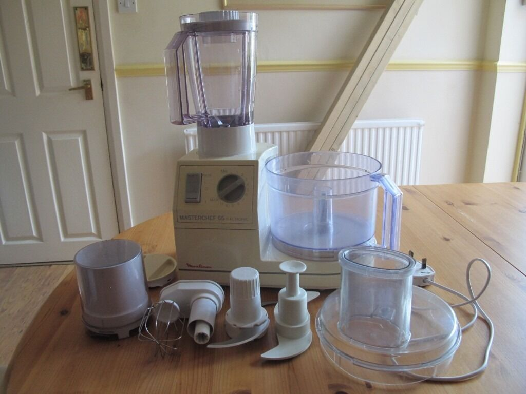 moulinex masterchef 65 food processor in bracknell berkshire gumtree. Black Bedroom Furniture Sets. Home Design Ideas