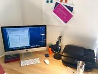 IKEA Bekant Corner Desk £100