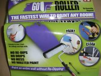 GO PAINT ROLLER (Brand New & Boxed)