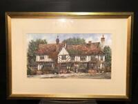 8x Reg Siger - Original watercolours