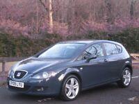 2009 SEAT LEON SPORT 2.0 TDI DSG AUTO **1 P/OWNER - FSH - RARE CAR - NOT FR**