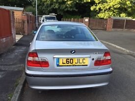 BMW 320d Silver - 68,500 miles only