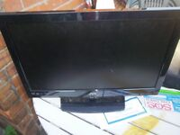 JVC FLATSCREEN TV FOR SPARES OR REPAIRS FREE TO COLLECT