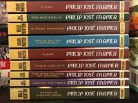 Steampunk and fantasy books