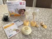 Medela Swing Maxi Double Electric Breast Pump - Boxed - In as new condition £95
