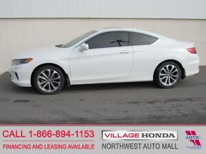 2013 Honda Accord EX-L Navi V6 | Local | One Owner