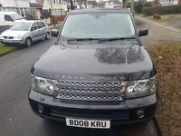 Land Rover Range Rover Sport 3.6TD V8 HSE Station Wagon