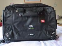 Brand new, never been used laptop bag, suitable for up to 17 inch laptop.