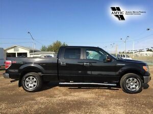 2012 Ford F-150 4WD SuperCrew  XLT