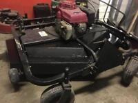 Quicksilver 54 tow behind rotary mower