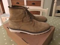 ASOS suede men's boots