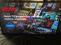 JVC 49inch smart tv ultra 4K