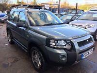 Land Rover Freelander 2.0 TD4 HSE Station Wagon 5dr£3,845 p/x welcome FREE WARRANTY. LONG MOT