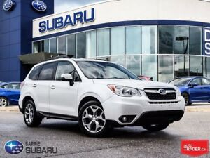 2015 Subaru Forester 2.5i Limited Pkg w/ Eyesight,NAV, LEATHER,