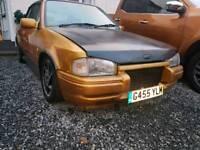 Ford Escort xr3i convertible