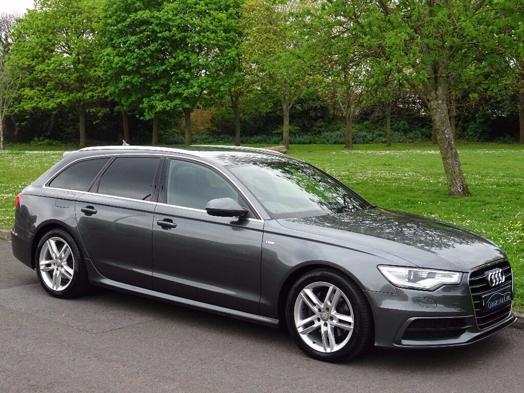 audi a6 avant 2 0 tdi s line 5dr heated seats daytona. Black Bedroom Furniture Sets. Home Design Ideas