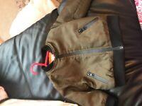 River island jacket 3-6 months