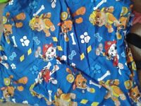 duvet and cover for cot bed paw patrol