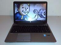 "HP PROBOOK - 15,6"" - CORE i3 - WIN 10 - 600 GB - 6 GB RAM - LIKE A NEW :)"