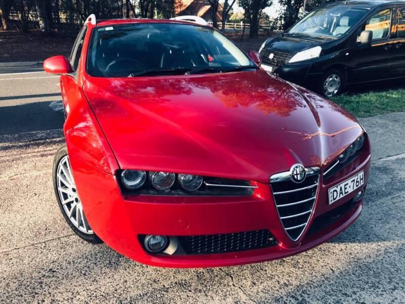 2009 Alfa Romeo 159 Diesel Turbo Jtd Sportwagon Suv Sunroof 2keys