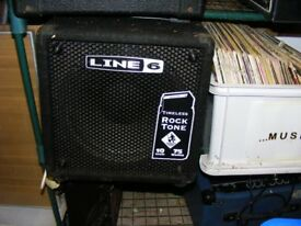 line 6 bass guitar amp 75w