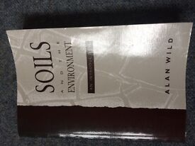 Soils and the Environment Textbook
