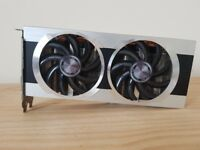 Non Working XFX R7850 2gb Graphics Card.