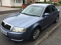SKODA Superb 1.9 tdi 2004 ✓ MOT Expires Nov 2017