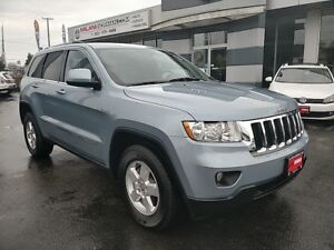 2013 Jeep Grand Cherokee Laredo 4X4 **ONLY 60, 000KMS**