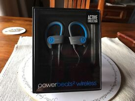 Powerbeat 2 headphones