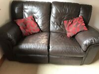 Reclining sofa collect for free