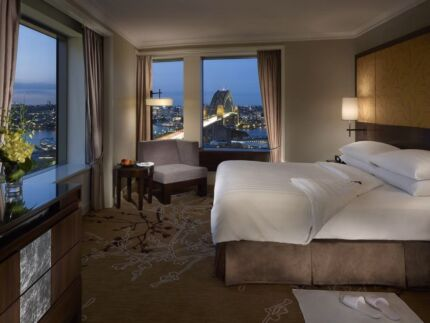 Shangrila hotel Sydney for 3 nights