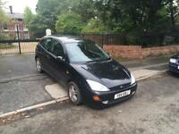 2001 FORD FOCUS ZETEC PETROL HATCHBACK MANUAL 12 MONTHS MOT P/X TO CLEAR !!