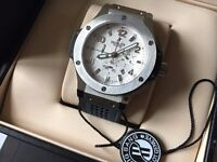 New Swiss Hublot Big Bang Chronograph Watch