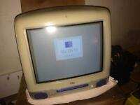 Apple iMac G3 + Keyboard