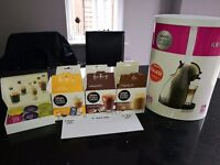 Nescafe Dolce Gusto Piccalo + 36 free assorted pods £30!!!