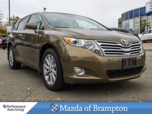2011 Toyota Venza LEATHER, AWD. ROOF. CAMERA. BLUETOOTH.