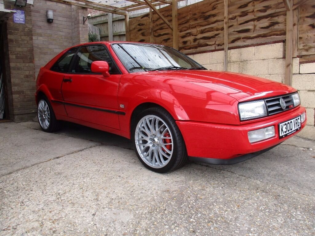 vw corrado 2 9 vr6 96k miles full service history excellent original condition in salisbury. Black Bedroom Furniture Sets. Home Design Ideas