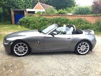 BMW Z4 2.0i MASSIVE SPEC & EXTRAS M Sport Convertible 2008, 39,987 miles